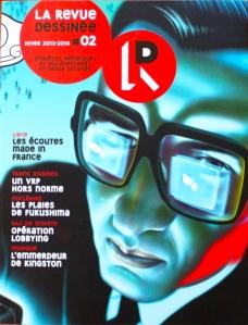 La revue dessinée