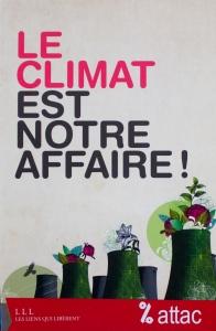 Le climat est notre affaire